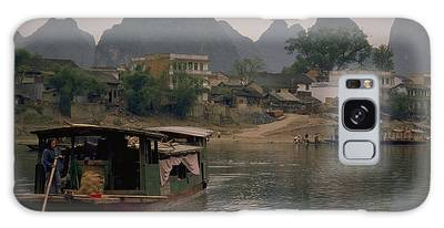 Photograph - Guilin Limestone Peaks by Travel Pics