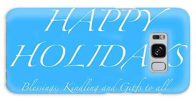 Happy Holidays - Day 5 Galaxy Case
