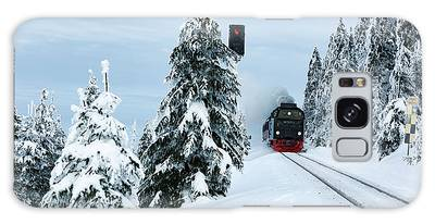 Harz Ballooning And Brocken Railway Galaxy Case