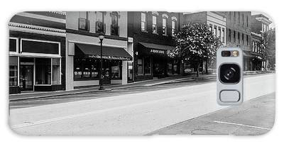 Historic Buford Downtown Area Galaxy Case