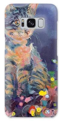 Tabby Cats Galaxy S8 Cases