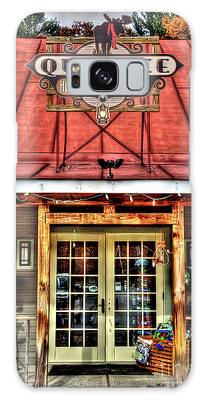 Home Porch And Closet Galaxy Case