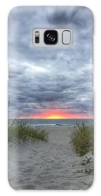 Hope On The Horizon Delray Beach Florida  Galaxy Case