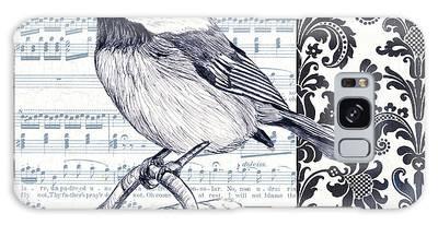 Song Bird Galaxy Cases