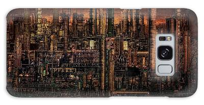 Industrial Psychosis Galaxy Case