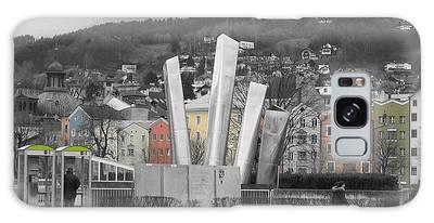 Innsbruck Art Galaxy Case