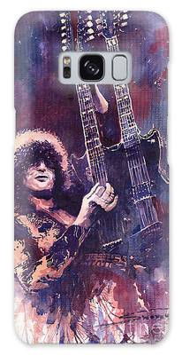 Jimmy Page Galaxy Cases