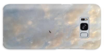 Jonathan Livingston Seagull Galaxy Case