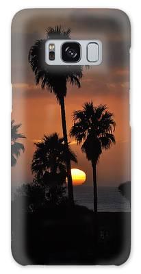 La Jolla Sunset Galaxy Case