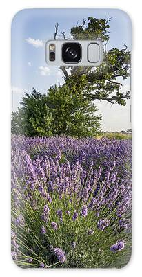 Lavender Provence  Galaxy Case by Juergen Held