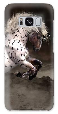 Leopard Appaloosa Shiloh Galaxy Case