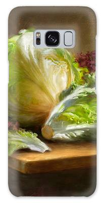 Lettuce Galaxy Cases