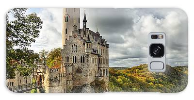 Lichtenstein Castle Galaxy Case