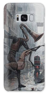 Surrealism Galaxy S8 Cases