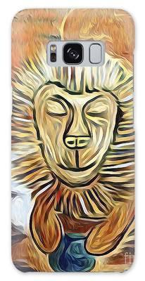 Lion Of Judah II Galaxy Case