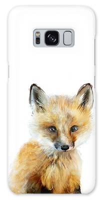 Foxes Galaxy Cases