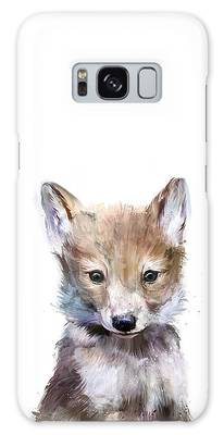 Wolf Galaxy S8 Cases