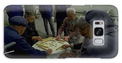 Photograph - Mahjong In Guangzhou by Travel Pics