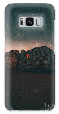 Trailer Photographs Galaxy Cases