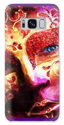 Masquerade 2 Galaxy Case