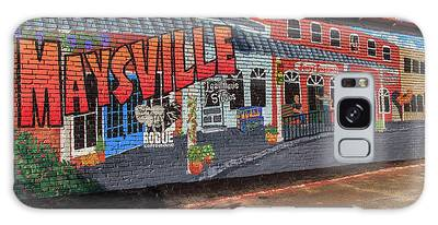 Maysville Mural Galaxy Case