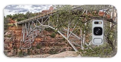 Midgley Bridge 1 Galaxy Case