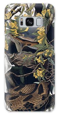Smallmouth Bass Galaxy S8 Cases