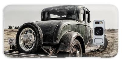 Galaxy Case featuring the photograph Model A by Brad Allen Fine Art