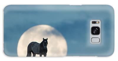 Moonstruck Galaxy Case