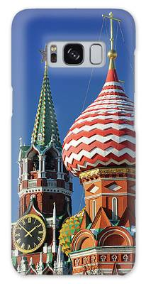 Moscow Galaxy S8 Cases