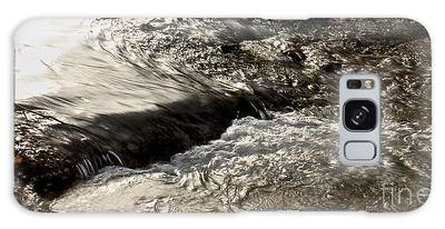 Moving Water Galaxy Case