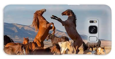 Mustang Clash Galaxy Case