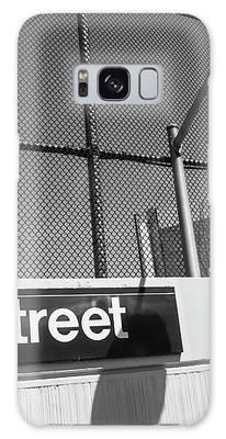 New York City Subway 86 Street Galaxy Case by Ranjay Mitra