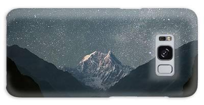 Mountain Galaxy Cases
