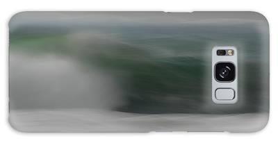 Ocean Breeze Galaxy Case