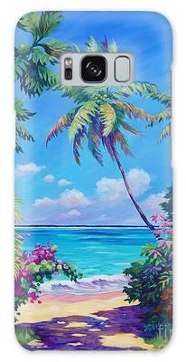 Caribbean Galaxy S8 Cases