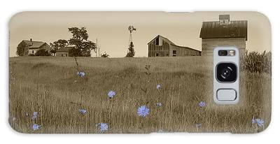 Odell Farm V Galaxy Case