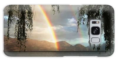 Okanagan Rainbow Galaxy Case