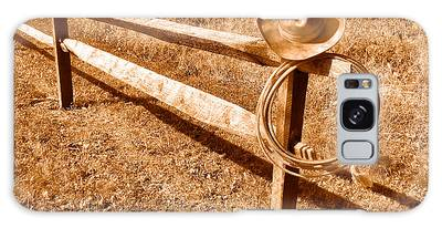 Designs Similar to Old Cowboy Hat On Fence - Sepia
