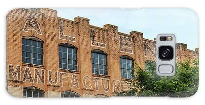 Old Mill Building In Buford Galaxy Case
