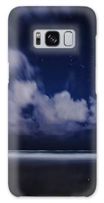 Orion Beach Galaxy Case