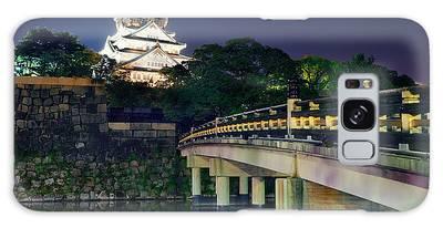 Osaka Castle Galaxy Case