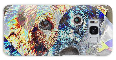 Galaxy Case featuring the photograph Painters Helper by Ericamaxine Price
