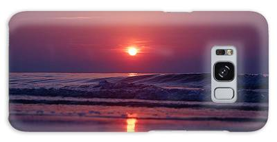 Pastel Sunrise  Galaxy Case