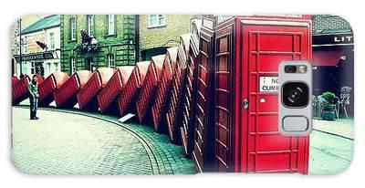 London Galaxy Cases