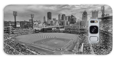 Pittsburgh Pirates Pnc Park Bw X1 Galaxy Case