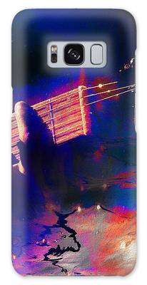 Play Me A Melody - Painting Galaxy Case by Ericamaxine Price