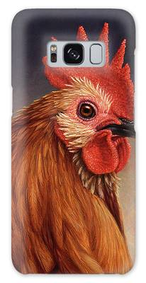 Rooster Galaxy Cases