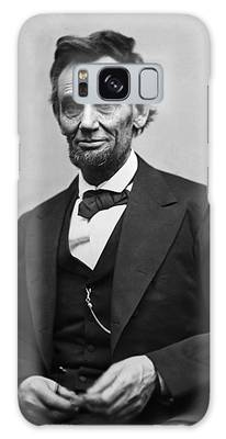 Abraham Lincoln Galaxy S8 Cases