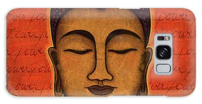 Buddhism Galaxy Cases